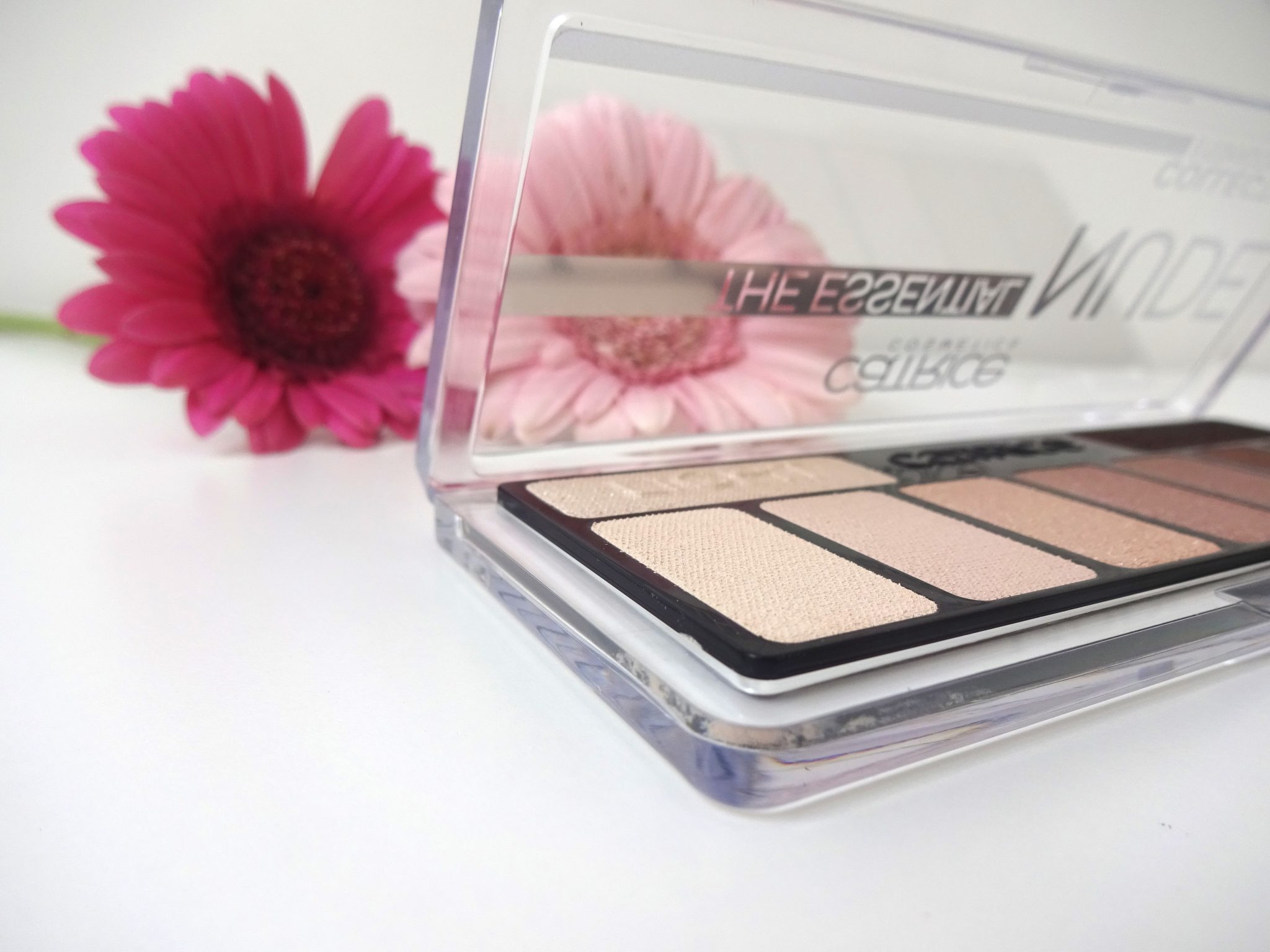Catrice Nude collection eyeshadow Palette