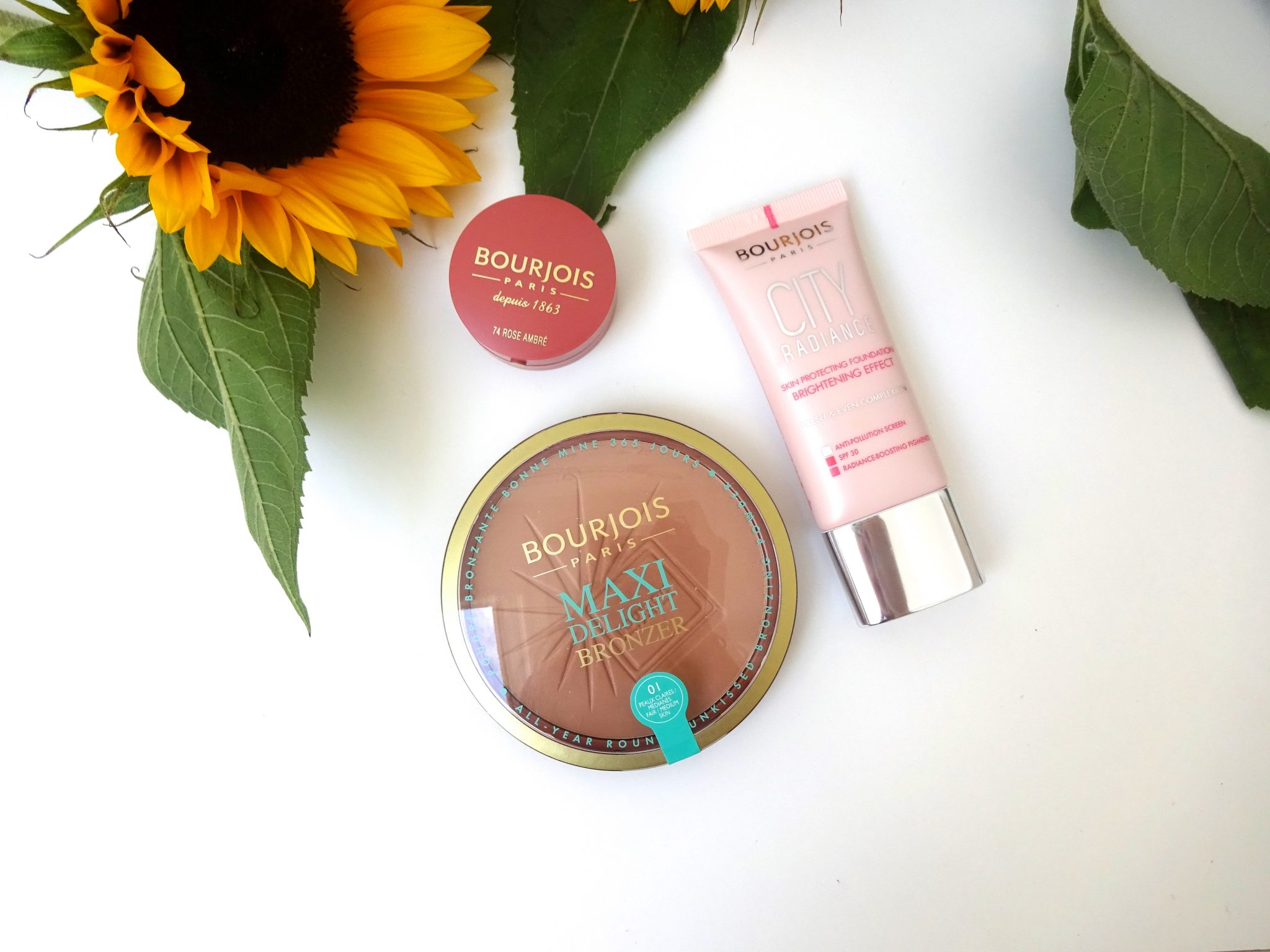 Bourjois summer in the city