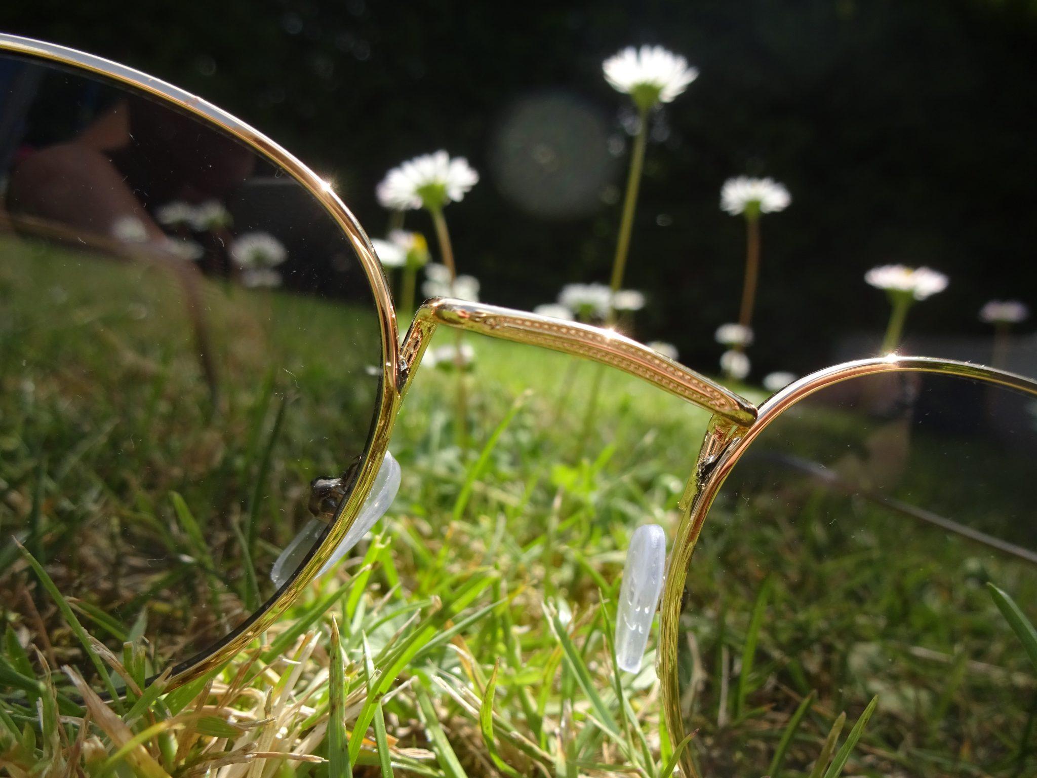 zonnebrillen van Lana's sieraden