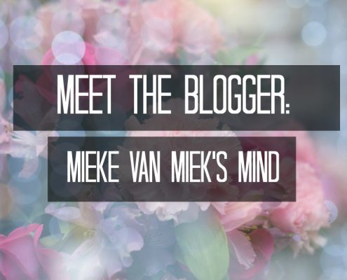 Meet the blogger: Mieke
