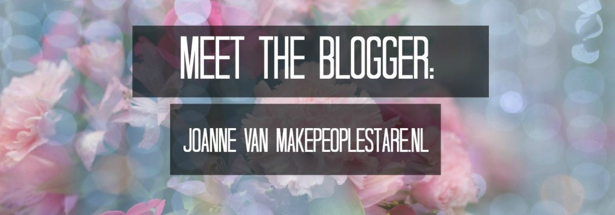 Meet the blogger: Joanne