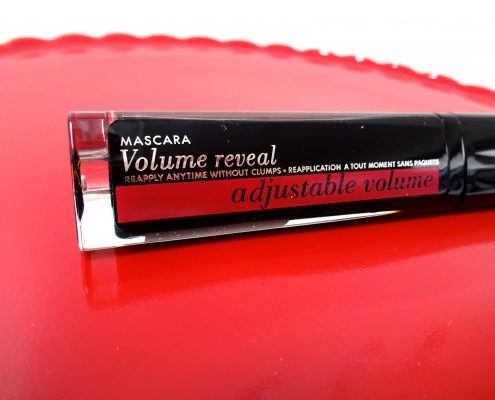 Bourjois Volume Reveal Adjustable Volume Mascara & Brow palette